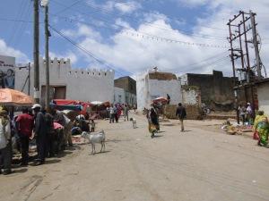 Harar, août 2013