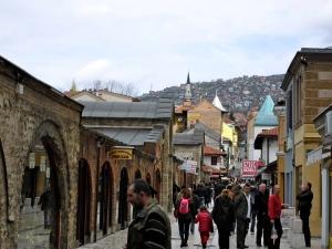 Sarajevo, avril 2012