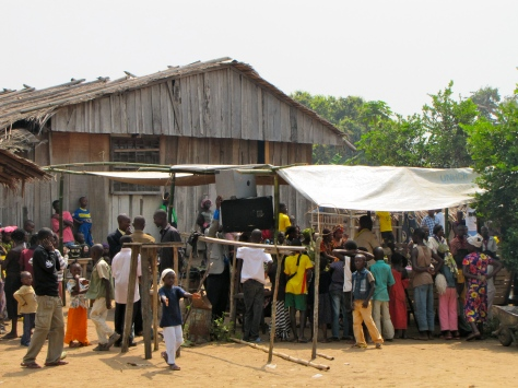 Centrafrique 2010