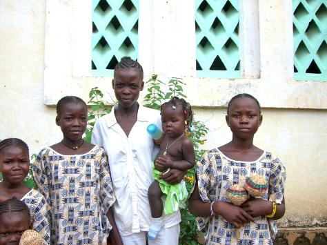 Centrafrique 2011