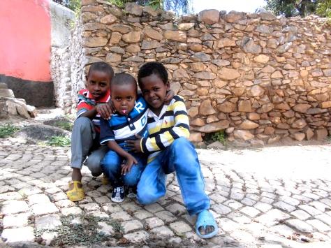 Ethiopie, août 2013