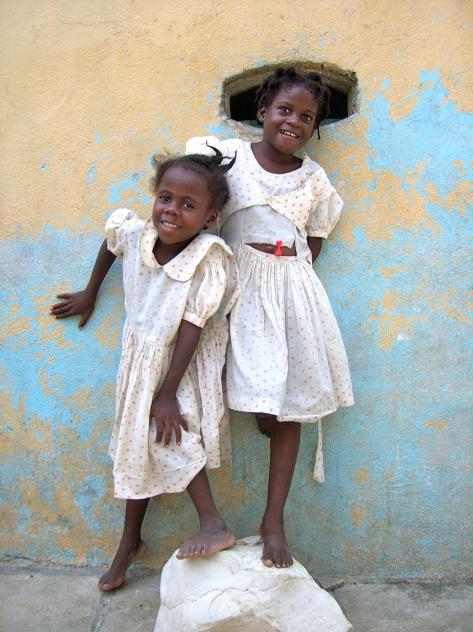 Haïti, août 2008