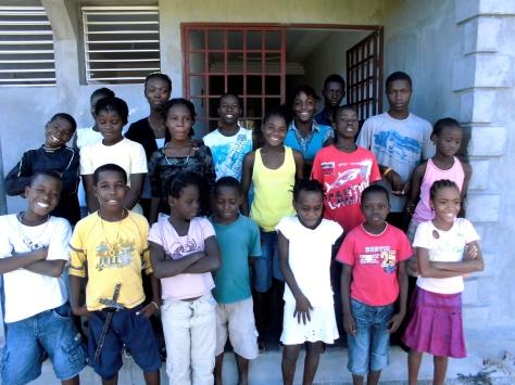Haïti, août 2012
