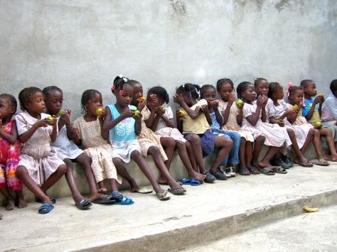 Haïti, juillet 2006