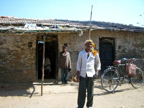 Inde, février 2007