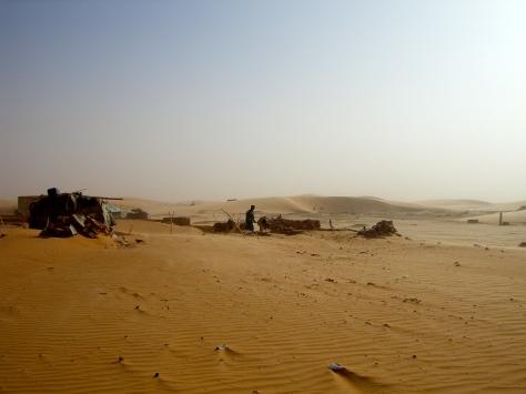 Mauritanie, janvier 2007