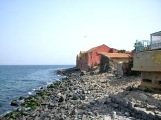 Maison des esclaves, île de Gorée, Sénégal