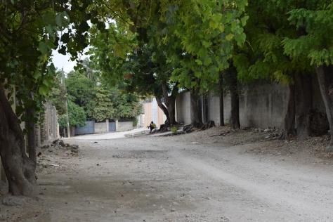 Port-au-Prince, quartier de Delmas 33, août 2014