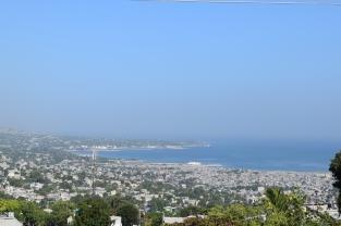 Vue sur Port-au-Prince et Carrefour (1)