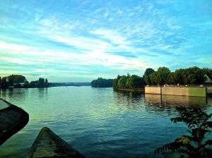 Confluence Seine et Oise, Conflans-Sainte-Honorine