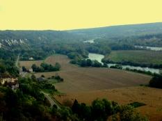 Côtes d'Haute-Isle, à proximité de la Roche-Guyon
