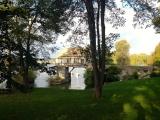 Maison sur l'eau à Vernon (rive droite)