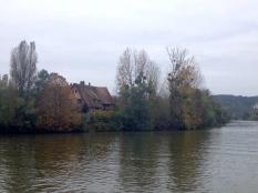 Île du Château, Les Andelys