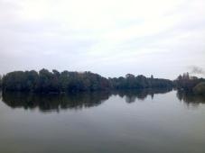 La Seine, Muids