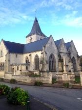 Eglise Saint-Michel à Saint-Wandrille-Rançon