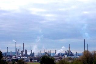 Raffinerie de Lillebonne