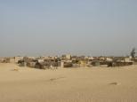 Village au bord de l'Atlantique, Sénégal