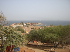 Île de Gorée, Dakar, Sénégal