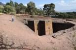 Eglises hypogées de Lalibela, Ethiopie > Beta Ghiorghis