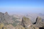 Parc du Simien, Ethiopie