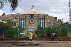 La chapelle de l'Arche d'Alliance, Axoum, Ethiopie