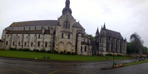 Saint-Germer-de-Fly, abbatiale