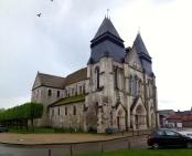 Gournay-en-Bray, collégiale Saint-Hildevert