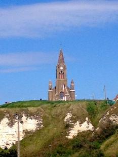 Notre-Dame de Bon Secours, Dieppe