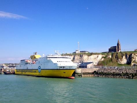 Ferry transmanche Dieppe-Newhaven