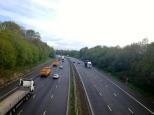 Autoroute M23, Crawley